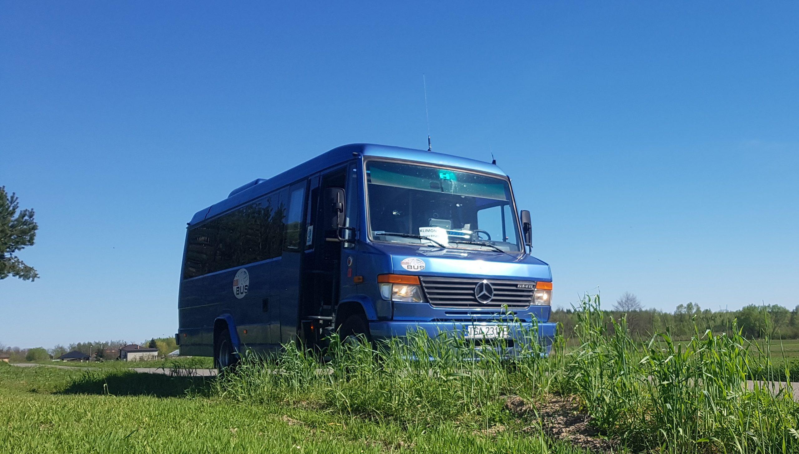 Wznowienie kursowania autobusów na linii Klimontów – Opatów